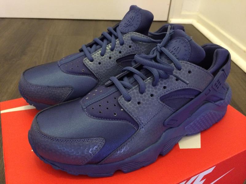 Nike Huarache Mens Blue