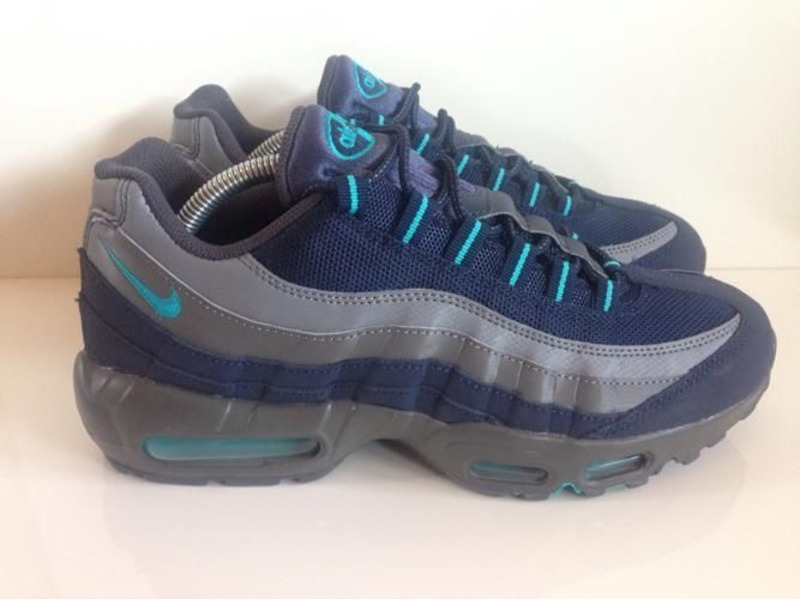 Air Max 95 Grey And Blue