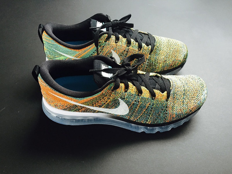 Air Max Flyknit Multicolor