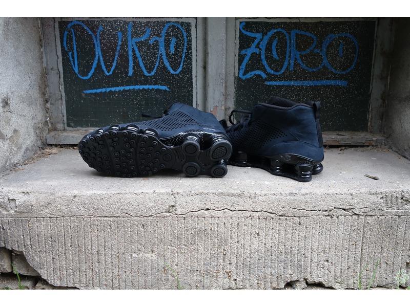 Shox Nike Noir