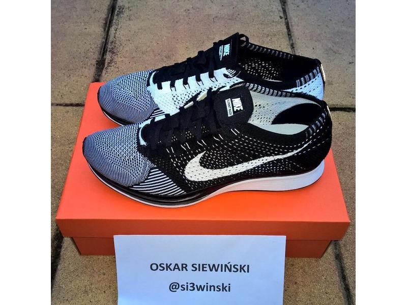 Nike Flyknit Racer Orca