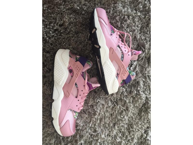 Huarache Nike Pink Floral