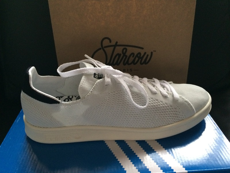 Adidas Stan Smith Primeknit White