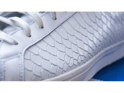 Image of Adidas Rod Laver Vintage Consortium US 1...