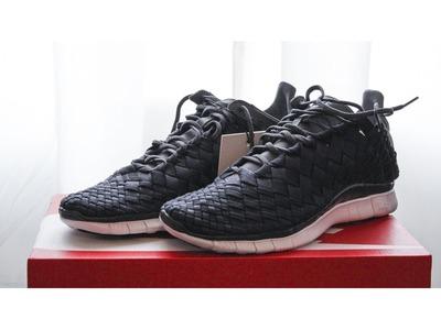 Image of Nike Free Inneva Woven Anthracite US 8 /...