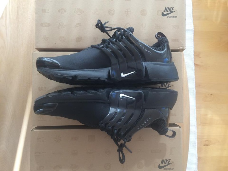 Nike Air Presto Junior Black