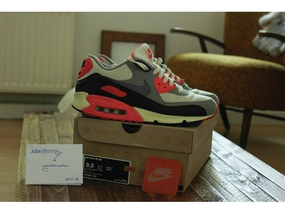 Image of Air Max 90 infrared 2012