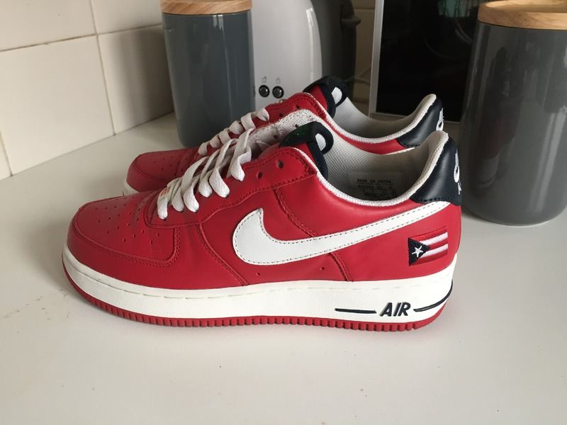 nike air force puerto rico