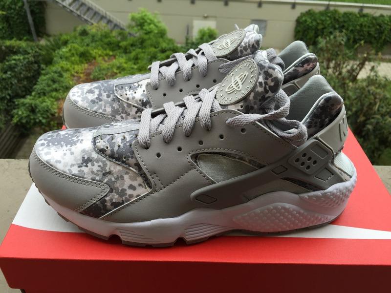Nike Huarache Grey Camo