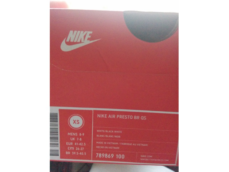 Nike Air Presto Xs