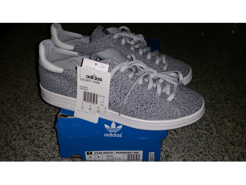 Stan Smith Primeknit Nm Light Grey