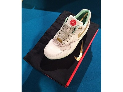Image of Nike Air Max 1  QS / YOTH / Deadstock / ...