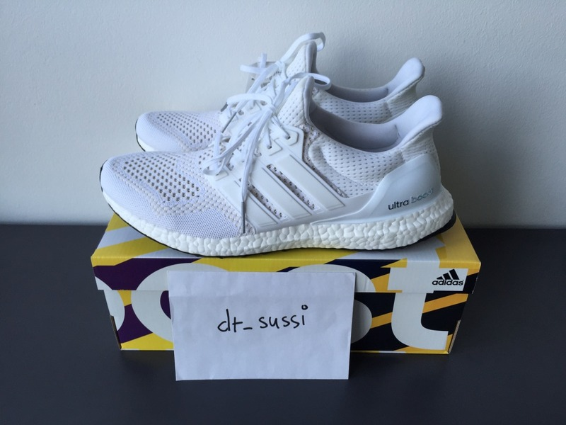 Adidas Ultra Boost White For Sale