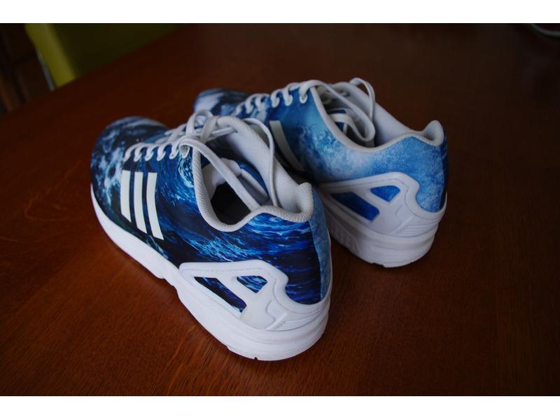 Adidas Zx Flux Ocean Size 13