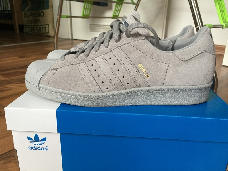 adidas superstar ii berlin grey