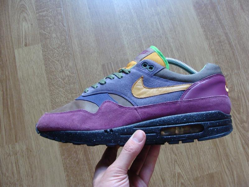 Air Max 1 Grape