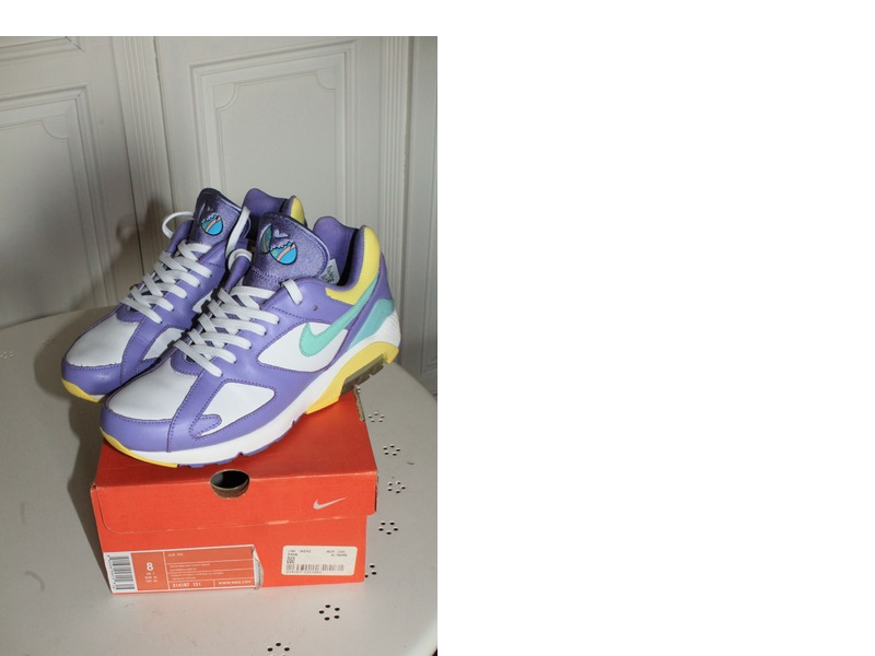 Air Max 180 Easter Egg