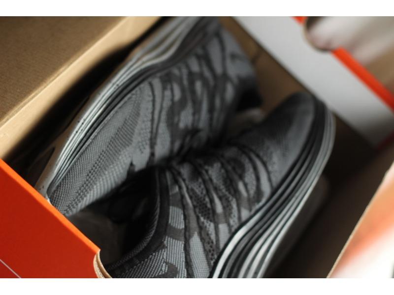 Box Logo Black Cool Grey