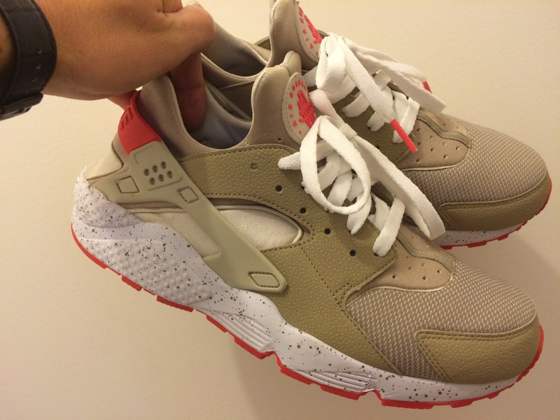 air huarache light beige