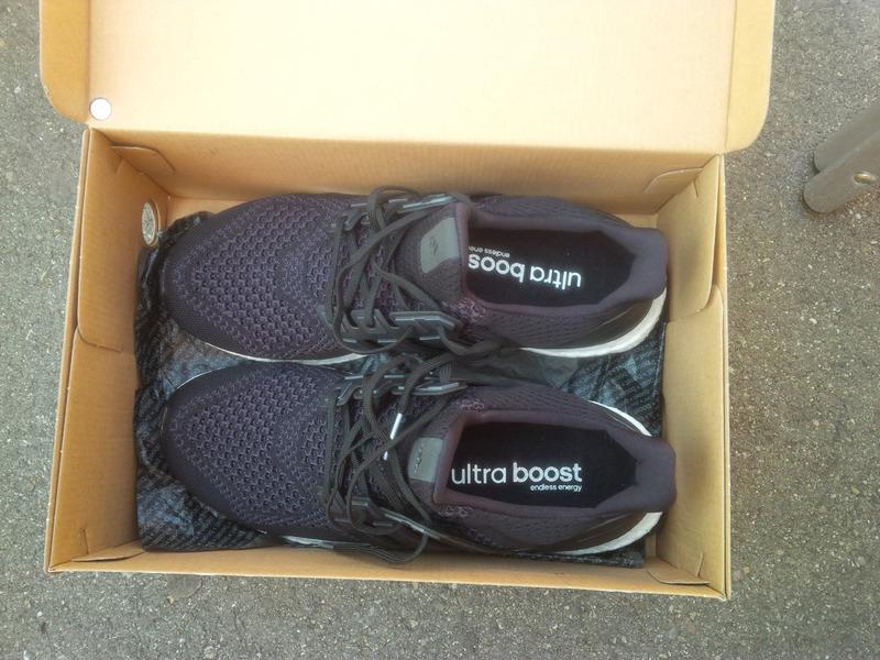 Adidas Boost Size 9.5
