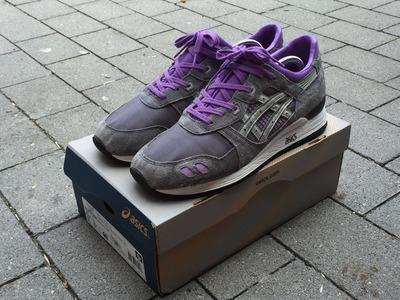 Image of Asics GL3 solebox !Quick Sale!
