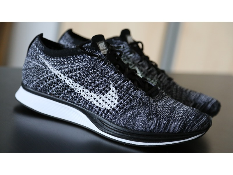 nike flyknit racer oreo 3 0. Black Bedroom Furniture Sets. Home Design Ideas