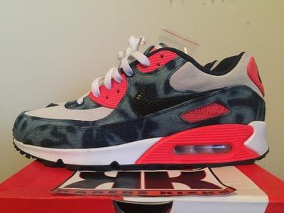"Image of Nike Air Max 90 ""Washed Denim"""