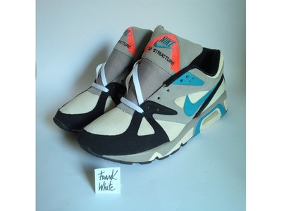Image of Nike Air Structure - us 9,5
