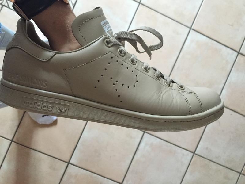 Stan Smith Adidas Beige