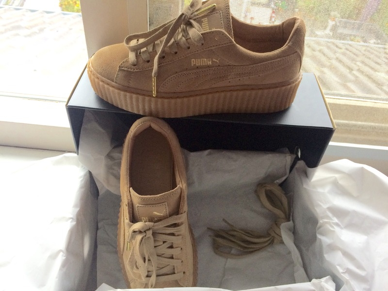 fenty puma by rihanna creeper beuge