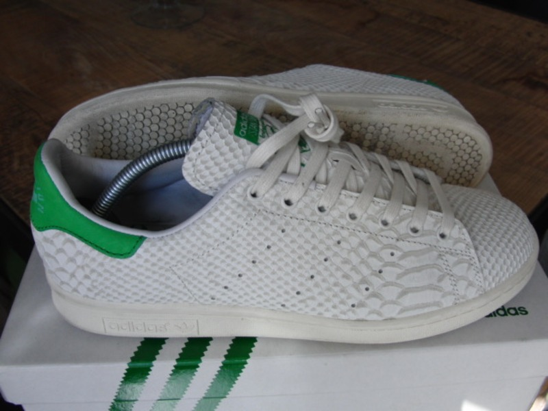 adidas stan smith croco scratch. Black Bedroom Furniture Sets. Home Design Ideas
