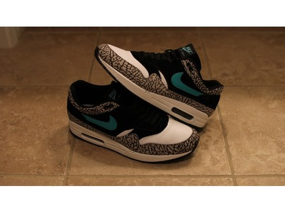 Image of Air Max 1 Atmos Elephant
