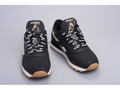Image of WANTED!!! Reebok x Palace Classic Leathe...