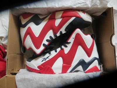 Image of Reebok Kamikaze II Sneakers n Stufff