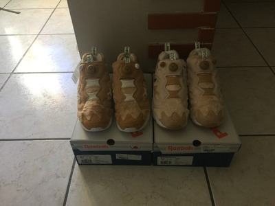 Image of Reebok Insta Pump Fury Ted 2 Pack