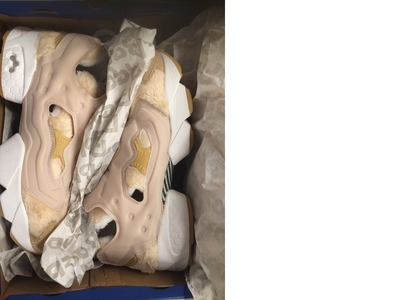 Image of Reebok Instapump Fury BAIT x Ted 2 Happy...