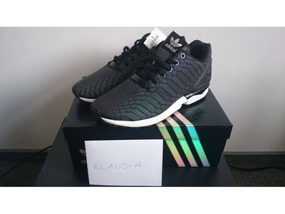 Image of NEW Adidas ZX Flux XENO US9