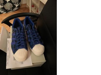 Image of Adidas Consortium Superstar 80v x UNDFTD...