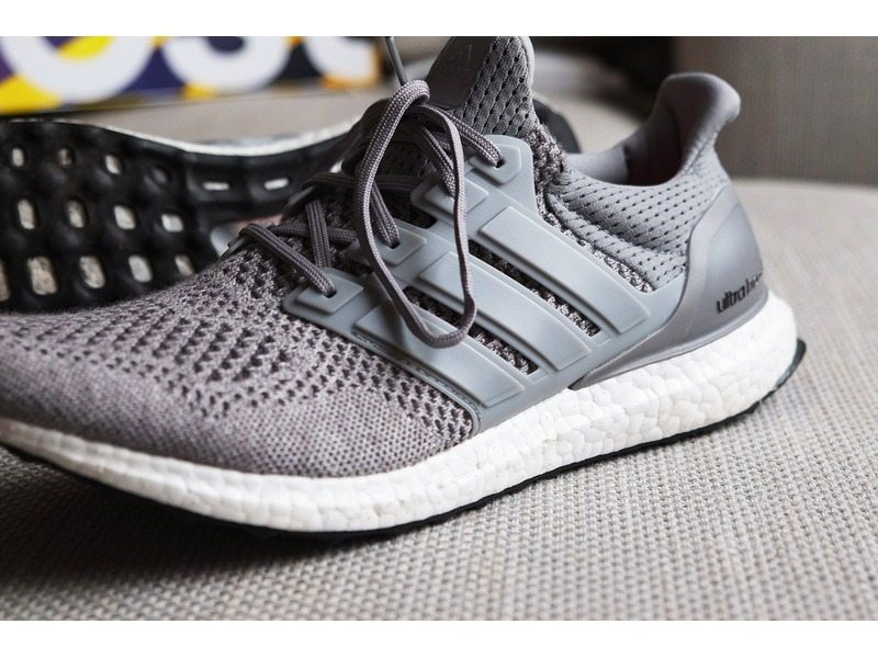 Adidas Ultra Boost Grey Wool