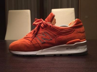 Image of Concepts x New Balance 997 'Luxury Goods...