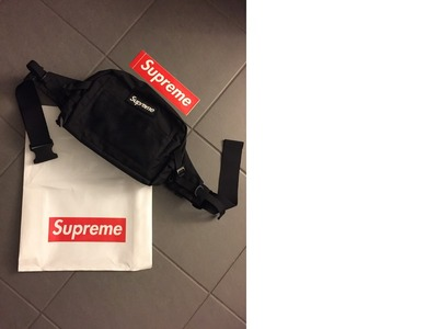 Image of Merchandise supreme hip bag