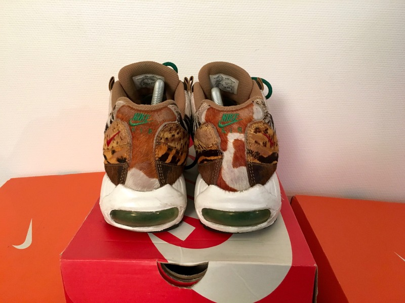 Nike Air Max 95 X Supreme