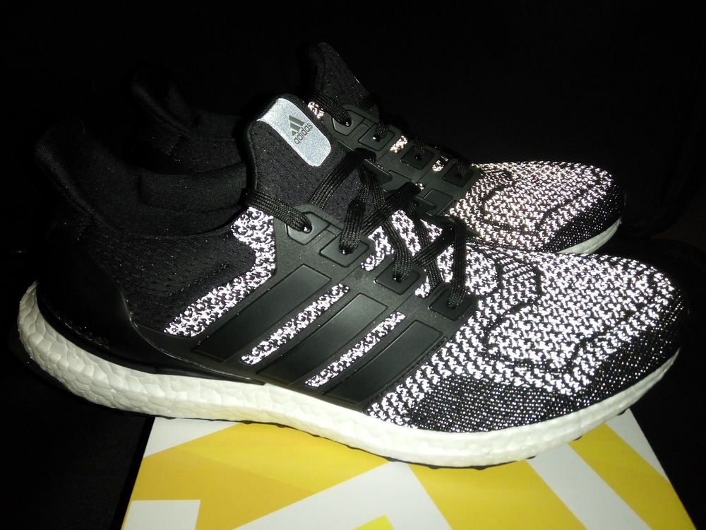 Adidas Ultra Boost Reflective