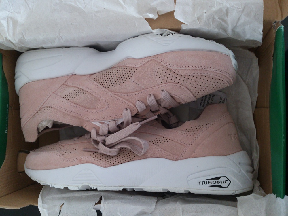 puma trinomic soft beige