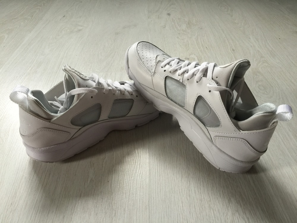 Air Huarache Low White