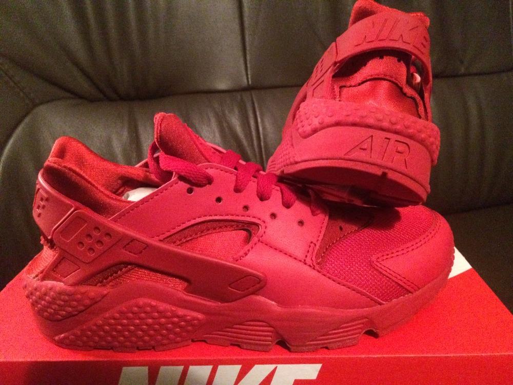 Huarache Nike Red