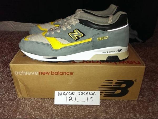 size new balance 1500