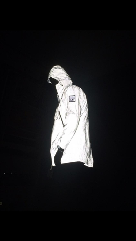 puma reflective jacket
