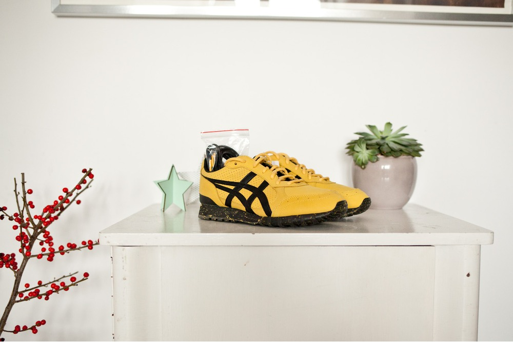 Onitsuka Tiger x Bait: Bruce Lee cipők sneakerbox.hu blog & shop