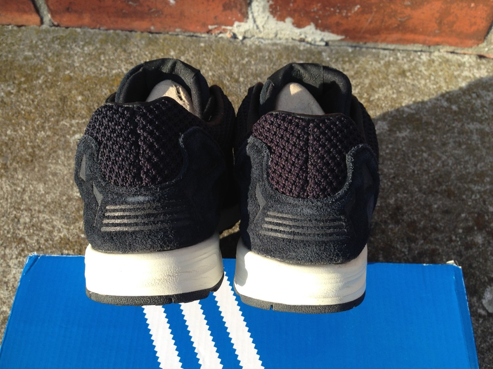 Adidas Zx Flux Black Size 5.5